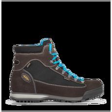 AKU - buty trekkingowe Slope Micro GTX black-turquoise