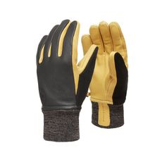 BLACK DIAMOND  - Rękawice Dirt Bag Gloves black