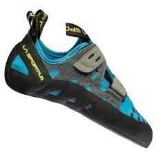 Buty wspinaczkowe Tarantula La Sportiva - Buty wspinaczkowe Tarantula niebieskie