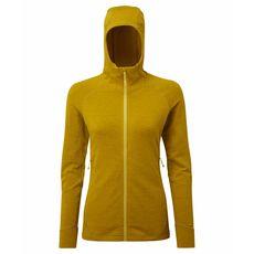 Rab - Bluza damska Nexus Jacket dark sulphur