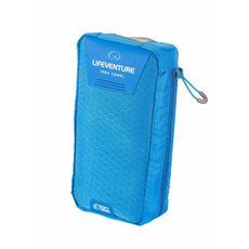 Lifeventure  - Ręcznik turystyczny Soft Fibre Advance Trek Towel X-Large Blue