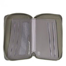 Lifeventure - Portfel Bi-Fold Wallet RFID olive