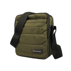 National Geographic PRO torba na ramię khaki