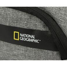 National Geographic STREAM torba biodrowa nerka szara