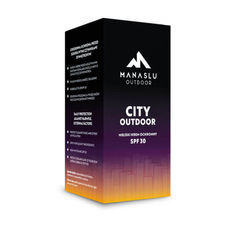Manaslu Outdoor - Miejski krem ochronny City Outdoor SPF 30
