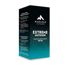 Manaslu Outdoor - Techniczny krem ochronny Extreme Outdoor SPF 50