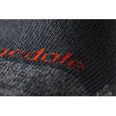 Bridgedale - Skarpety męskie z amortyzacją Hike midweight gunmetal