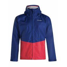 Berghaus - Kurtka męska Deluge Vented Shell Jacket sodalite blue / haute red