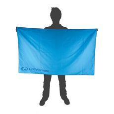 Lifeventure  - Ręcznik turystyczny Soft Fibre Advance Trek Towel Giant Blue