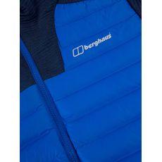 Berghaus - Bluza hybrydowa męska Hottar Hybrid Jacket lapis blue