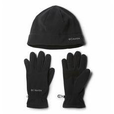Columbia - Fast Trek Hat and Glove Set - zestaw polarowa czapka i rękawiczki