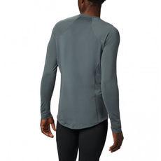 Columbia - Termoaktywna bluza męska midweight stretch L/S - graphite