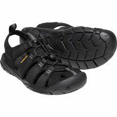 Keen - Sandały damskie Clearwater CNX black/black