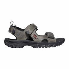 Keen - Sandały męskie TARGHEE III open toe grey/black