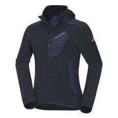 Northfinder - Bluza męska Banikov Polartec® Power Wool ® dark blue