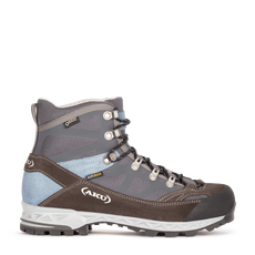 AKU - Buty trekkingowe damskie W's TREKKER PRO GTX grey / light blue