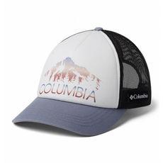 Columbia - Czapka damska W Columbia Mesh Hat White New