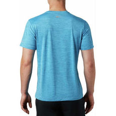 Columbia - Koszulka biegowa męska Trinity Trail Graphic Tee Riptide