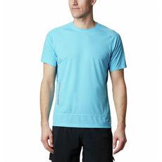 Columbia - Koszulka męska Titan Ultra II Short Sleeve Riptide