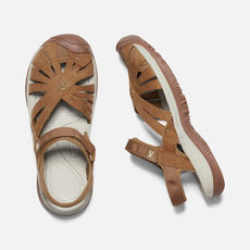 Keen - Sandały damskie Rose Sandal Leather tan