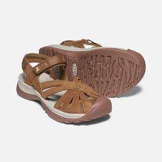Keen - Sandały damskie Rose Sandal Leather tan