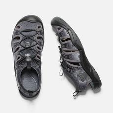 Keen - Sandały męskie  Evofit 1 heathered black / magnet