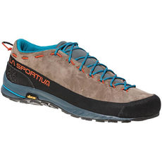 La Sportiva - Buty TX2 Leather falcon brown / tangerine