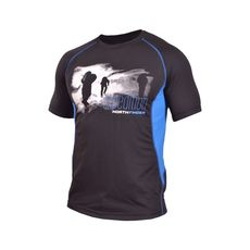 Northfinder -T-shirt męski Vtacnik Polartec Power Dry black