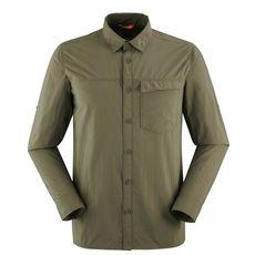 Lafuma - Koszula męska anti mosquito Shield Shirt M khaki