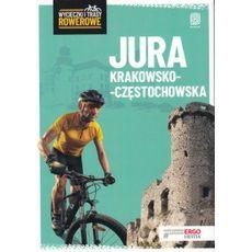 Bezdroża  - Wycieczki i trasy rowerowe. Jura Krakowsko-Częstochowska, wydanie 2