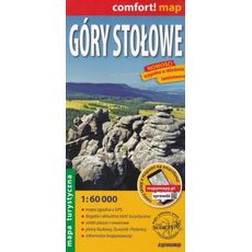 ExpressMap - Góry Stołowe, 1:60 000