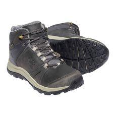 Keen - Buty damskie Terradora II Leather Mid WP magnet / plaza taupe
