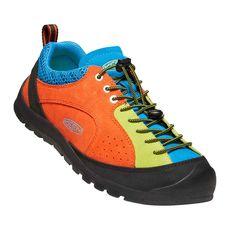"Keen - Buty męskie Jasper ""Rocks"" SP safety orange / brillant blue"