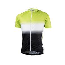 Northfinder - Koszulka rowerowa męska Valentino black-green