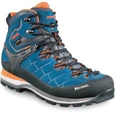 Meindl - buty Litepeak GTX niebieski-pomarańczowy