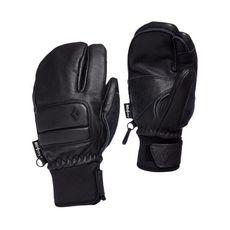 BLACK DIAMOND  - Rękawice damskie Women Spark Finger Gloves black