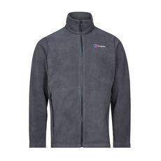 Berghaus - bluza polarowa męska Prism PT IA  - Polartec® Classic - carbon