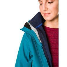 Berghaus - Bluza polarowa damska Prism PT IA  - Polartec® Classic - dark blue