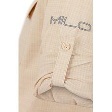 Milo - Koszula turystyczna męska Kakaya sand