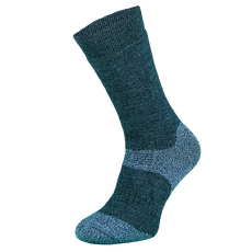 Comodo - Zimowe Skarpety Trekkingowe  80% wełny merino - TRE9 antracyt