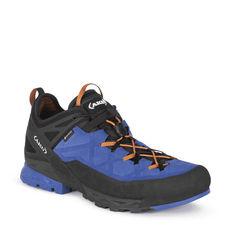 AKU - Buty podejściowe Rock DFS GTX blue / orange
