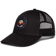 Black Diamond - Czapka z daszkiem Low Profile Trucker Hat black