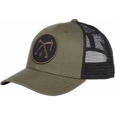 Black Diamond - Czapka z daszkiem TRUCKER HAT tundra-black