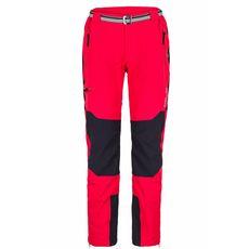 MILO - Spodnie męskie trekkingowe BRENTA tomato red/black