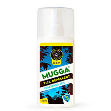 Mugga - Spray 25% IKARYDYNA na kleszcze i komary 75ml 25% DEET