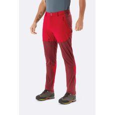 Rab - Spodnie męskie Torque Mountain Pants Ascent Red