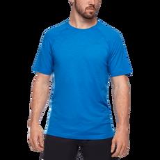 Black Diamond - T-shirt męski M Rhytm Tee ultra blue