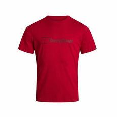 Berghaus - T-shirt męski Modern Logo T-shirt red