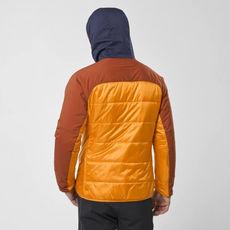 Millet - Kurtka męska Fusion Airwarm Hoodie M kumquat / rust