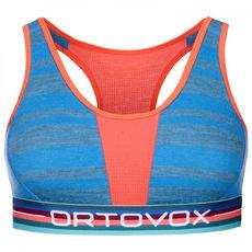 Ortovox - Top damski 185 Rock'N'Wool Sport Top W sky blue